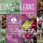 Their awesome fans from around the world